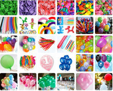 colorful new custom printed balloon manufacturer