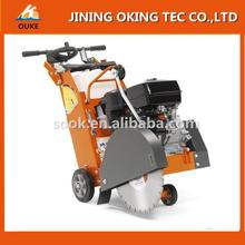 Promotion this month! Diesel engine road cutter,Cutting depth 27cm concrete cutting tools