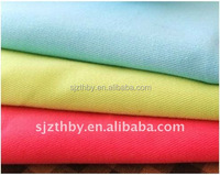 280gsm dyed cheapest 100 percent cotton twill fabric prices