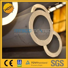 stainless steel ASTM A312 TP347H/1.4912 seamless pipe manufacturer