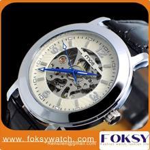 Los hombres automáticos de cuero relojes más caliente
