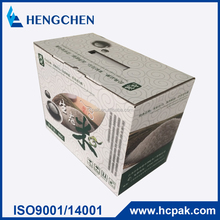 cheap custom printed ecological rice shipping boxes