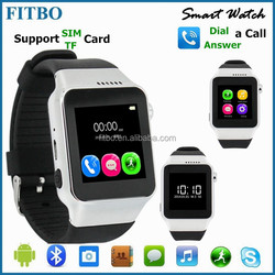 2015 Classical Styles Anti-Lost Facebook GSM cheap smart watch FTB15