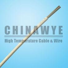 VDE Silicone Insulated Braided Copper Wire 2.5mm2