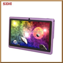 New Arrival cheap 7'' Android 4.4 pc tablet with wifi bluetooth quad core