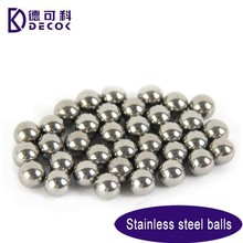 TOP quality stainless steel balls for herbal medicine