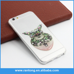 Factory supply all kinds of lovely soft case for iphone5 with good offer
