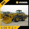SDLG 3t wheel loader with quick hitch and pilot control