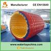 Commercial Grade PVC Tarpaulin Inflatable Aqua Roller For Sale