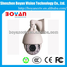 IPS6300 2 Megapixel Cmos HD IP High Speed Dome Camera