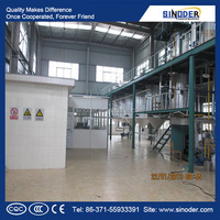 vegetable seeds crude oil refinery for 3 ton per day