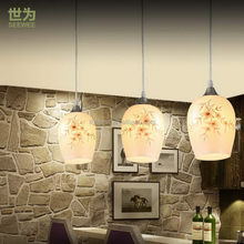 Contemporary classical tiffany style chandelier light