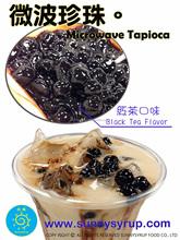 Flavor Cooked Tapioca Pearl Taiwan Bubble Tea