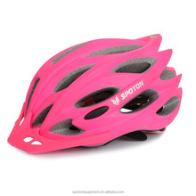 Top quality factory bike helmet with CE certificate