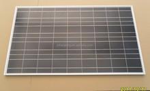 Mono+Poly 100W Solar Panel Price for India Market