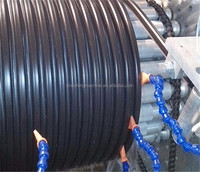 H202 underground plastic gas pipe production line