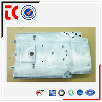 Professional custom made die casting OEM China famous aluminum custom made die casting balance bottom case with high quality