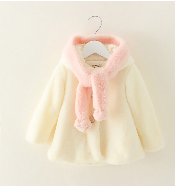 Baby Clothes Infant Fake Fur Coat Hood Buy