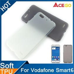 Factory price TPU mobile phone case for vodafone smart 6