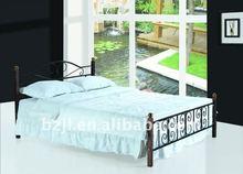 baratos roral europa estilo de metal cama xs5152