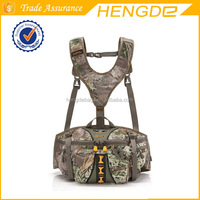 New Design Camo Hunting Waist Bag With Harness