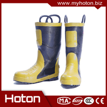 Professional Protective boots for firefighters made in China