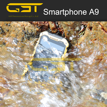 IP68 smartphone 4.3inch Rugged smartphone android smartphone oem odm