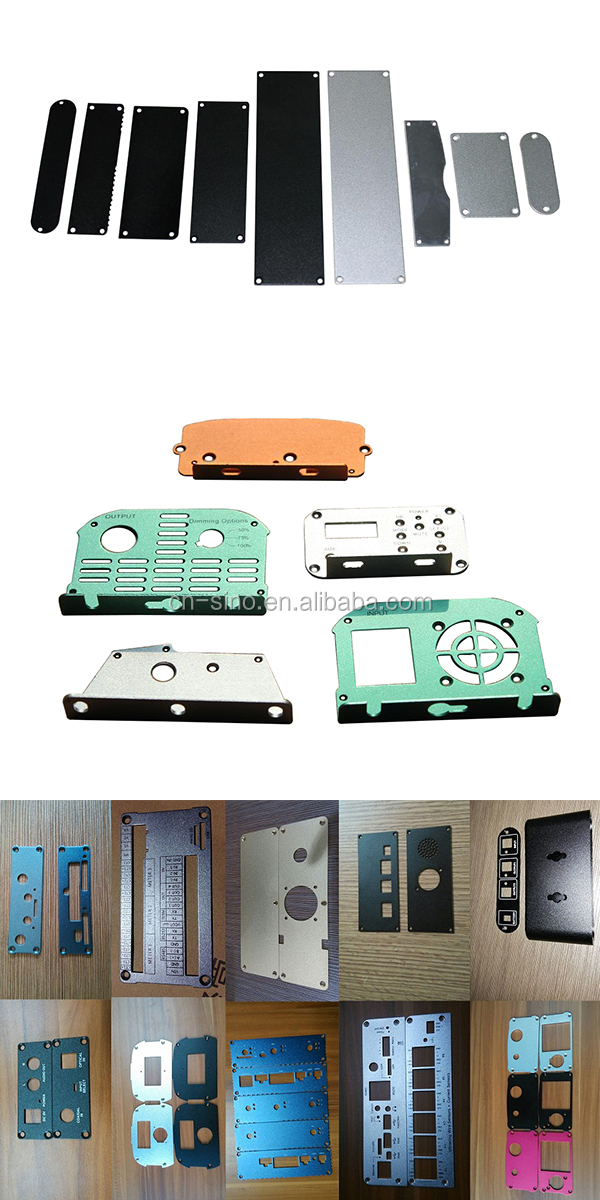 Aluminum Extrusion Electrical Enclosure
