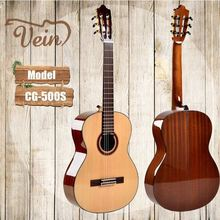 wholesale 39inch classical guitars solid wood made in china
