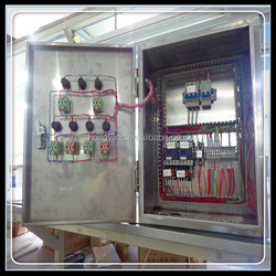 electric cabinet/box/enclosure PLC CONTROL BOX customized!!