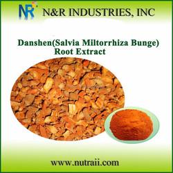 Good quality danshen extract Tanshinone IIA 98% fine powder