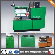 Fuel pump test bench 2 cylinder 4 stroke diesel engine for sale