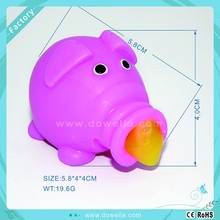 Trade assurance Hot sale TPR material slime pig Toys