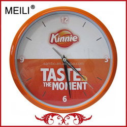 Creatively Designed Wall Clock Promotional