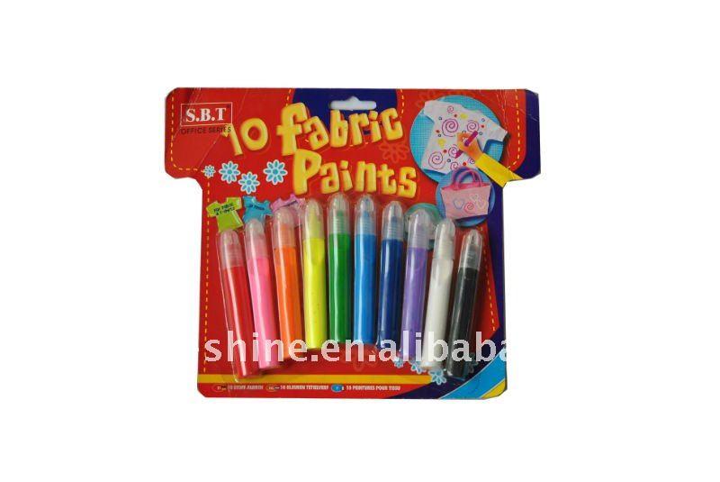 Lavable pintura / pintura de la tela