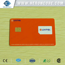 Promotional Printing pvc contact smart card manufacturer pvc contact manufacturer for hotel door key