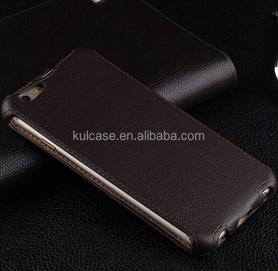 PU/Genuine leather flip case for iphone 6 plus, for iphone 6 case, for iphone 5/5S case