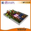 Children trampoline park and indoor playground equipment