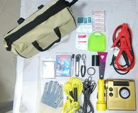 Road emergency car kit