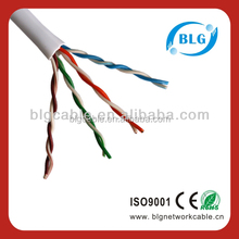 indoor ofc/oxygen-free cooper cat5 lan cable