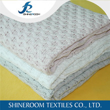 Durable Competitive Price Woven Knit Wholesale Throw Blanket