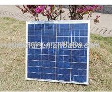 Hot sale 12V 50W Polycrystalline Silicon solar energy system