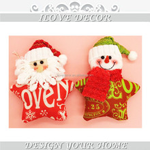 Candy canes, fruit, animals, snowmen, angels and snowflake images are also popular choices
