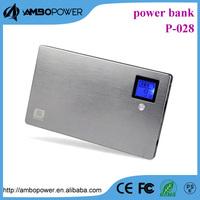 iwo p48 ultra thin 18000mah power bank