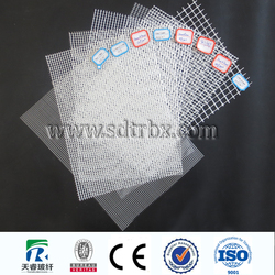 outside wall insulation fiberglass mesh