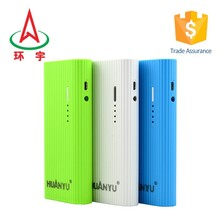 Smart mobile power bank manual external battery charger