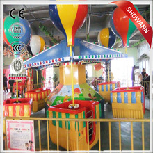 China rotary ride samba balloon family outdoor games/Amusement swing ride samba ride balloon