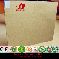 CE approval fireproof upgraded cement bonded particle board