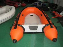 Hot sale deep V shape bottom inflatable boat
