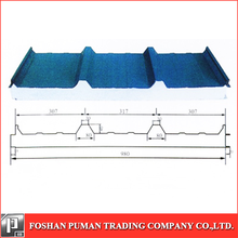 colorful durable roofing sheet sheet metal roofing